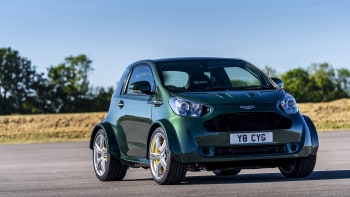 Aston Martin Cygnet Is Oneofakind With A Horsepower V - Cygnet aston martin