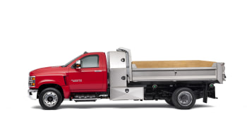 2019 Chevy Silverado 4500HD chassis cab pricing announced