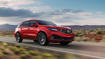 2019 Acura Mdx Three Row Crossover Gets Sharper Handling And Looks