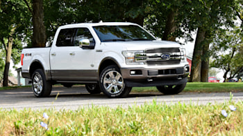 2018 Ford F 150 King Ranch With Power Stroke Diesel Review