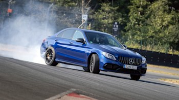 2019 Mercedes Amg C 63 Street And Track Test Review Autoblog