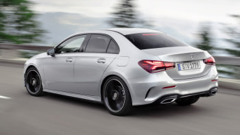 2019 Mercedes Benz A 220 4matic Quick Spin Review Autoblog