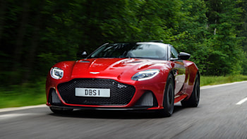 Aston Martin DBS Superleggera First Drive Review Autoblog - Aston martin pictures