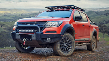 2018 Holden Colorado Z71 Xtreme is a cool Aussie pickup