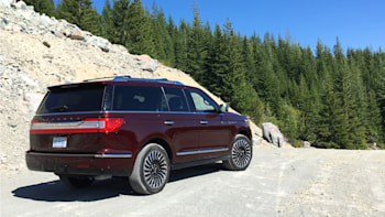 2018 Lincoln Navigator Black Label Review Two Road Trips In Mid