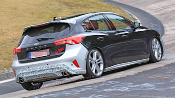 Our First Look At The 2020 Ford Focus St We Won T Get Autoblog