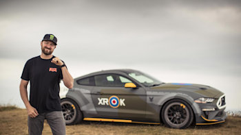 One Off Eagle Squadron Mustang Gt Has A New Owner Autoblog