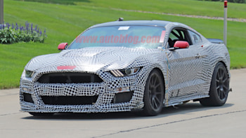 2020 Ford Mustang Shelby Gt500 May Get Dual Clutch Transmission Only