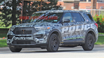 Ford Explorer police SUV aces Michigan troopers' performance