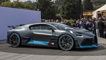 Bugatti Divo Is For The Bends While The Chiron Is For The