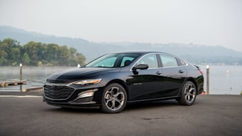 2019 Chevrolet Malibu Rs Road Test Review Autoblog