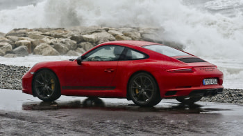 2018 Porsche 911 Carrera T Quick Spin Review And Rating Autoblog