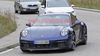 2020 Porsche 911 Carrera And Carrera S Spy Photos And Details Autoblog