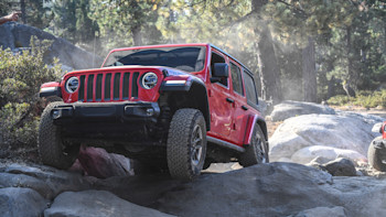 Death Wobble Jeep >> Death Wobble Problem Affecting Jl Jeep Wrangler Autoblog