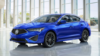 2019 Acura Ilx Redesigned Gets More Safety Features Autoblog