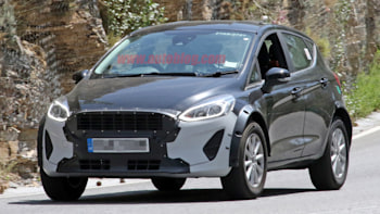 2020 Ford EcoSport Spy Photos And New Generation >> Next Generation Ford Ecosport Spied Again Autoblog