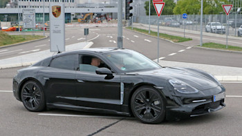 More than half of new Porsches electric from 2025 Next up