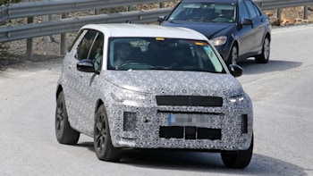 Land Rover To Reveal 2020 Discovery Sport This Summer On New