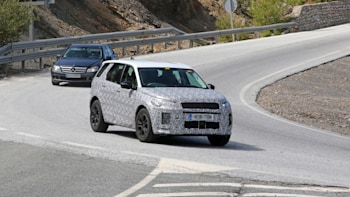 Land Rover Prepares Refresh And Hybrid Power For 2020 Discovery
