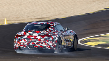 Toyota Supra manual gearbox? It exists but needs 'market