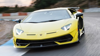 Lamborghini Aventador Svj Road And Track Test Review Autoblog