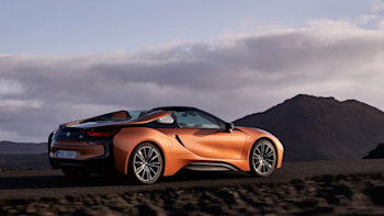 2019 Bmw I8 Roadster Quick Spin Review Autoblog