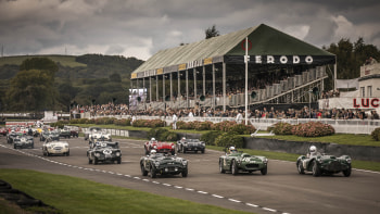 2018 Goodwood Revival In Pictures Autoblog