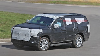 2020 Chevy Tahoe: Redesign, Changes, Engines, Debut >> 2020 Chevrolet Tahoe Spy Photos Reveal A Few Key Differences Autoblog