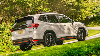 2019 Subaru Forester specs, details, safety ratings, and more | Autoblog