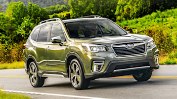 2019 Subaru Forester Drivers Notes Review E With A View