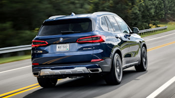 2019 Bmw X5 Crossover Road Test And Impressions Autoblog