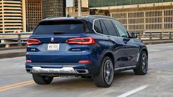 2019 Bmw X5 Xdrive40i Quick Spin Review And Rating Autoblog