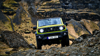 2020 Suzuki Jimny One Of The Best Non-US Off-Roaders >> Suzuki Jimny Almost Certainly Not Coming To The U S Autoblog