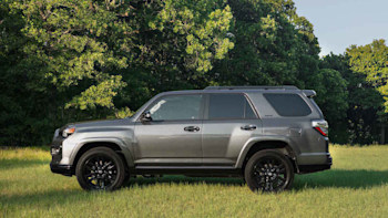 Toyota rolls out styling packages for 2019 4Runner, Tacoma