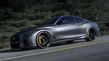 Infiniti Q60 Project Black S details revealed | Autoblog