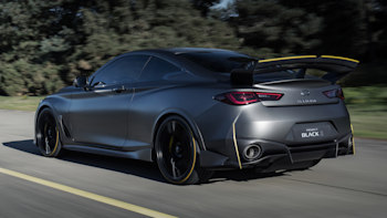 Infiniti Q60 Project Black S Details Revealed Autoblog