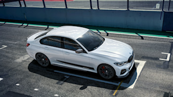 2019 Bmw 3 Series Has An M Performance Package Ready To Go Already