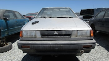 1988 Chevrolet Spectrum CL Sedan is a rare-badged Junkyard