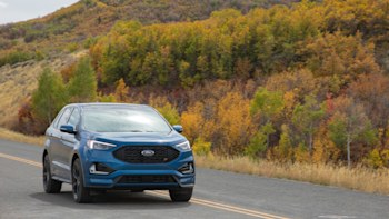 Ford Edge St Raises The Question Could An Edge Rs Be Far Behind Autoblog
