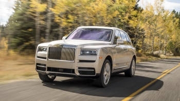 2019 Rolls-Royce Cullinan on- and offroad review - Autoblog 34613000a