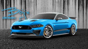 SEMA Show To Play Host To Five Different Modified Ford Mustangs - Mustangs plus car show 2018