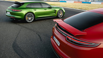 2019 Porsche Panamera Turbo, GTS, Price, And Redesign >> Porsche Panamera Gts And Sport Turismo Gts Arrive With Twin Turbo V8