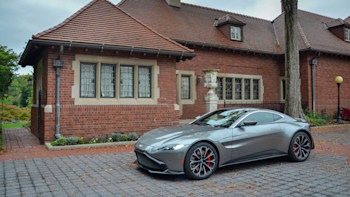 2019 Aston Martin Vantage Quick Spin Review Autoblog