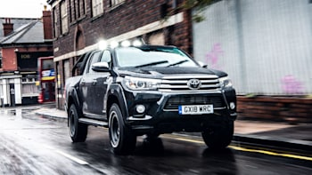 Toyota Hilux Invincible 50 special edition marks half