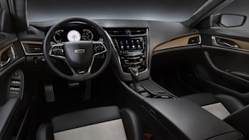 2019 Cadillac Ats V Cts V Get Special Brown Limited Edition Autoblog