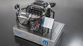 Mopar Hellephant crate engine sells out in 48 hours | Autoblog
