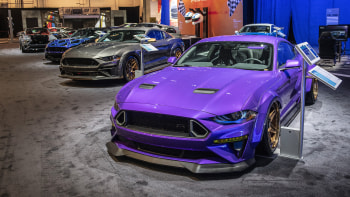 2018 Sema Show To Play Host To Five Different Modified Ford Mustangs