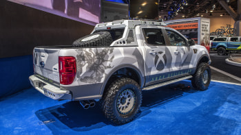2019 Ford Ranger shows how it can be customized at SEMA