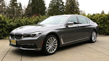 2018 Bmw 740e Xdrive Iperformance Drivers Notes Review Silent Running