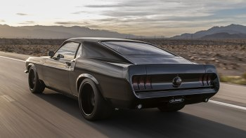 Continuation 1969 Ford Mustang Boss 429 does 815 hp | Autoblog